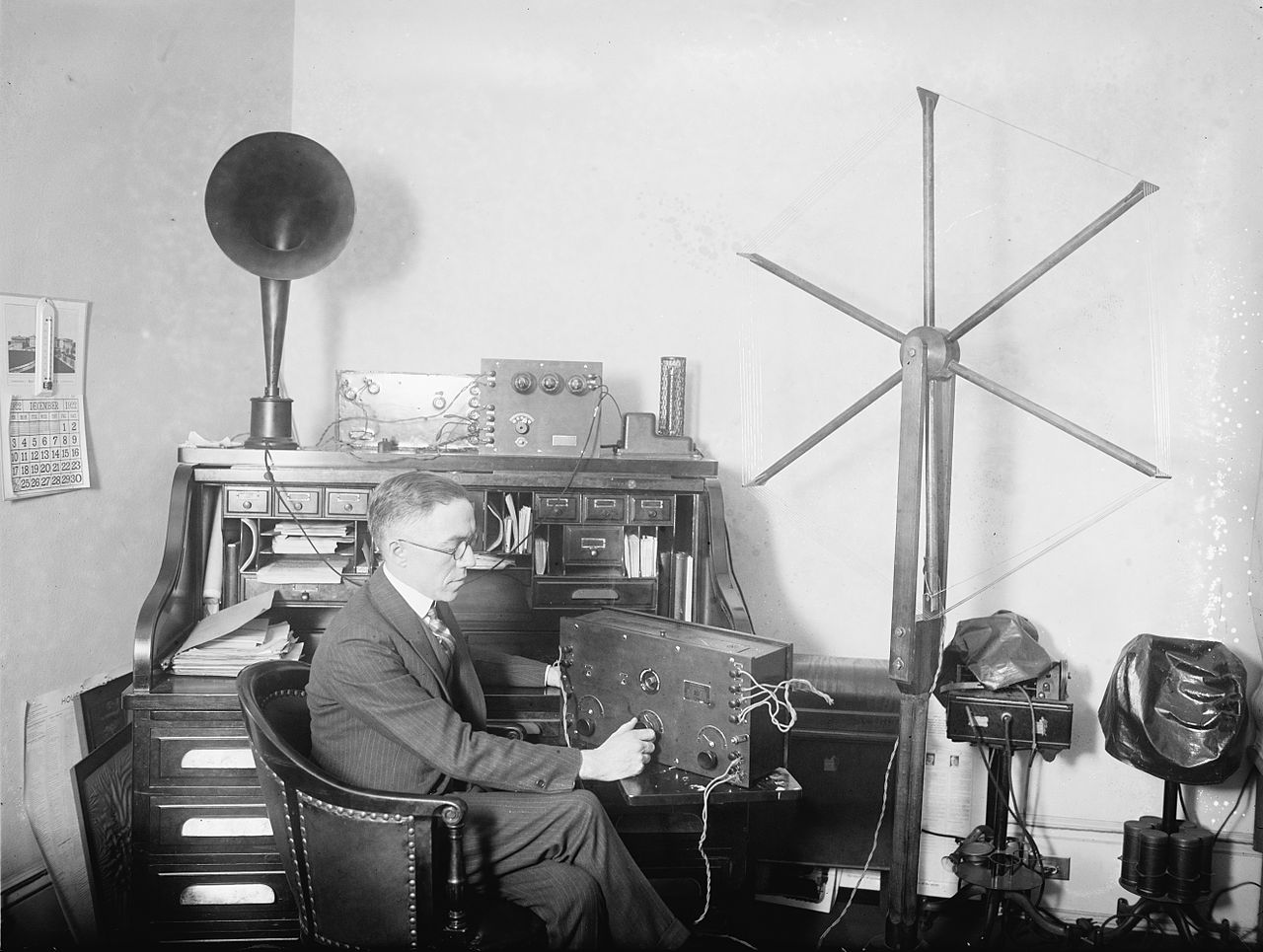 Das Radio und seine Geschichte
